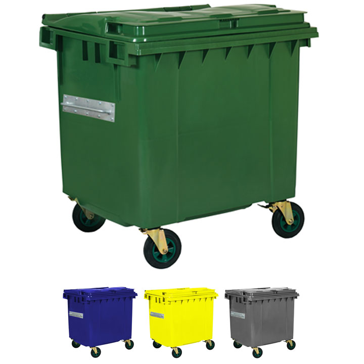 Waste Container 1100 Lt.