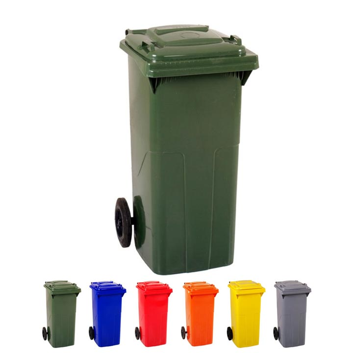 Waste Container 120 Lt.